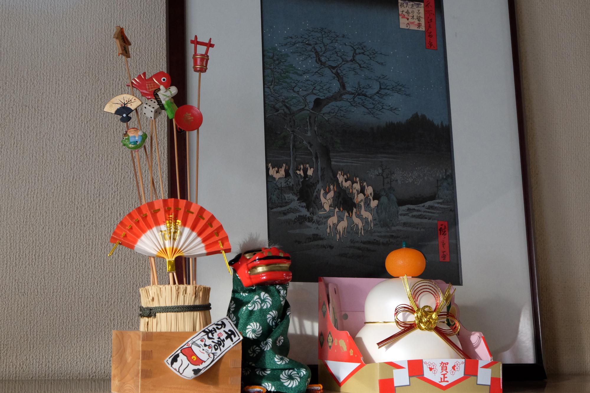 新年のご挨拶…ばんえい競馬へ 北海道十勝