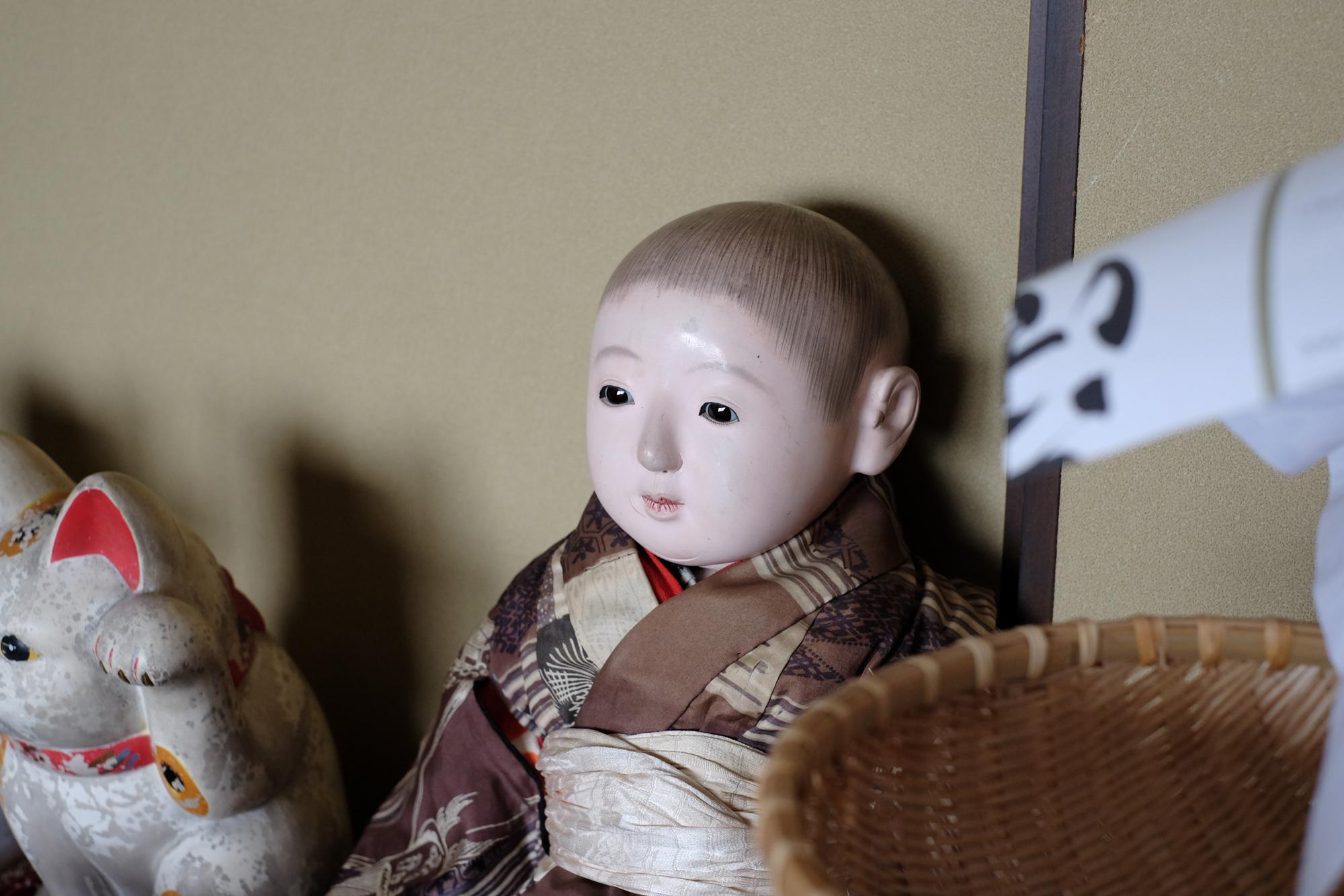 人形 北海道十勝