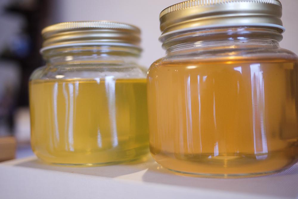 新しい種類の蜂蜜